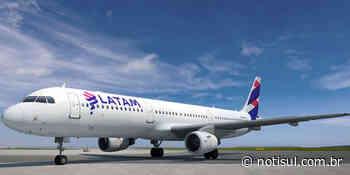 Latam: recuperação judicial não altera voos em Jaguaruna - Notisul