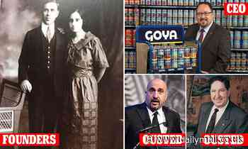 Goya's American dream: How Spanish immigrants turned their own cuisine into a billionaire dynasty
