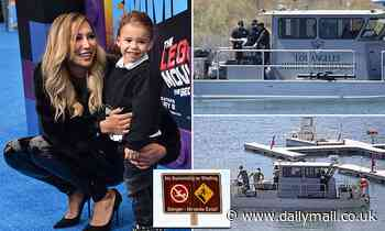 Naya Rivera may have been swept away by 'sudden whirlpool' family of drowning victim claims