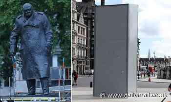 London Mayor Sadiq Khan spent £30k on boarding up statues