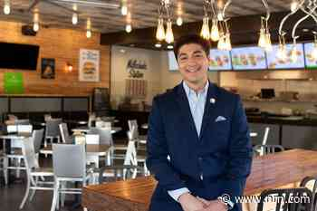 Charlie Guzzetta promoted to president of fast-casual burger chain BurgerFi