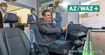 Besuch bei der IAV in Gifhorn: Arbeitsminister Heil informiert sich - Wolfsburger Allgemeine