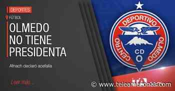 Olmedo de Riobamba se queda sin presidenta - Teleamazonas