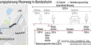 Fotostrecke: Der Moorweg in Bordesholm wird 2021 saniert – KN - Kieler Nachrichten - Kieler Nachrichten