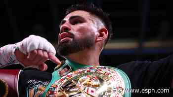 Ramirez, Postol to meet for title in late August