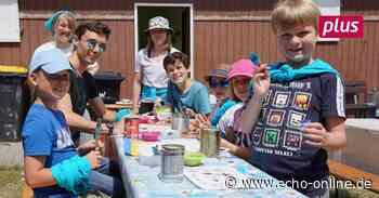 Ferienprogramm für Kinder in Riedstadt - Echo Online