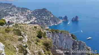 Sul tetto di Capri a Monte Solaro riapre la Canzone del Cielo, un tour nella natura e nella storia tra bistrot, restaurant e boutique - Positanonews