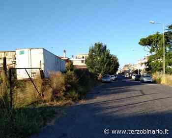 Erbacce sui marciapiede di via Capri a Ladispoli: la protesta dei lettori - TerzoBinario.it