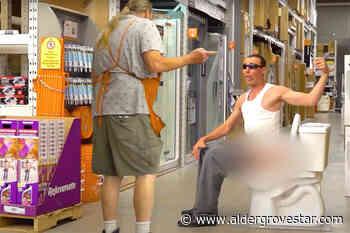Lower Mainland YouTubers claim to be Kelowna display toilet 'poopers' - Aldergrove Star