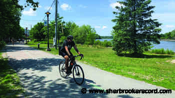 Four temporary bike lanes for the summer in Sherbooke - Sherbrooke Record