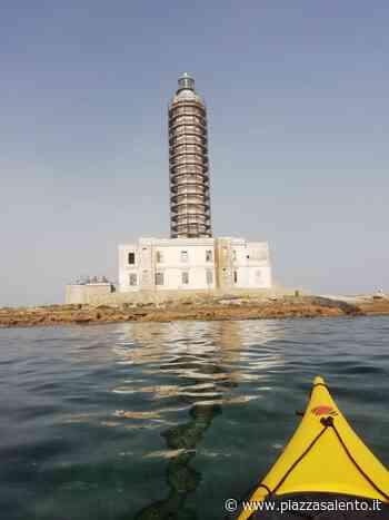 Faro di Gallipoli, ad un anno dagli inizi dei lavori nuovo sopralluogo: al centro delle attenzioni i danni alla torre - Piazzasalento