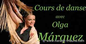 SETE - Cours de Flamenco avec Olga Márquez à partir de septembre 2020 - Hérault-Tribune
