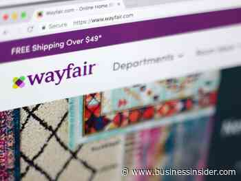 Wayfair shoots down conspiracy theory about child sex trafficking and expensive cabinets - Business Insider - Business Insider