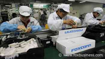 Apple supplier Foxconn to invest $1B in India - Fox Business