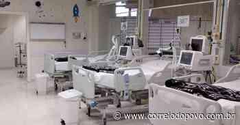 Hospital Geral de Caxias do Sul recebe 50 camas de UTI - Jornal Correio do Povo