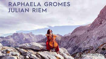 """Cellistin Raphaela Gromes : Konzert in der Stadthalle Metzingen – """"Ich wollte das unbedingt"""" - SWP"""