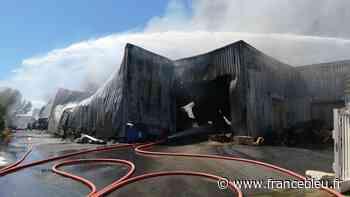 L'incendie d'Aigues-Mortes était-il volontaire ? - France Bleu