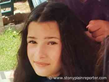 Parkland RCMP seek help to find missing female teen - Stony Plain Reporter