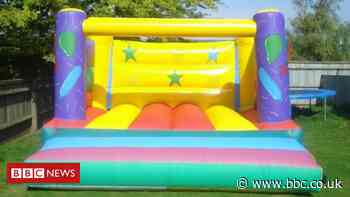 Bouncy castles stolen in 2017 found by Nottinghamshire victims