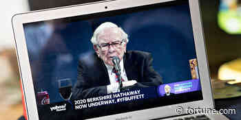 Why Berkshire Hathaway is partly to blame for the S&P 500 being in the red this year - Fortune