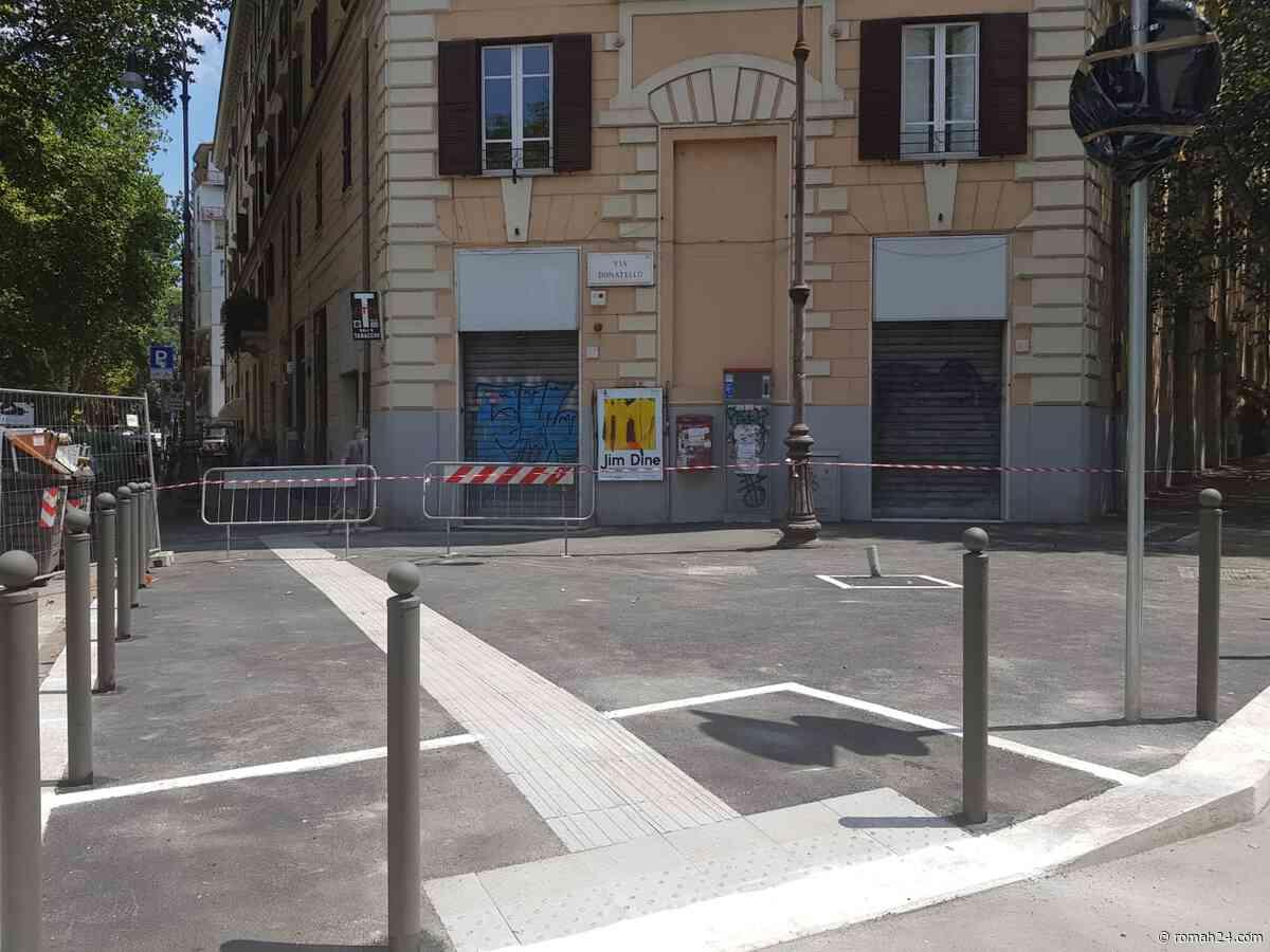 Viale del Vignola, questo è lo stato dei lavori di restyling in corso - Flaminio-Parioli - romah24.com