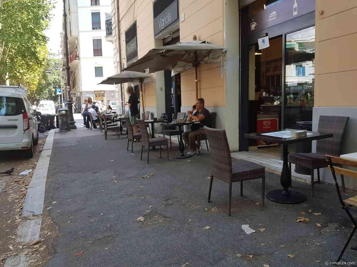 Viale de Vignola, i ristoratori spiegano come sfrutteranno i tavolini extra - Flaminio-Parioli - romah24.com