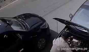 Santa Anita: desmantelan auto que familia iba a vender para pagar deudas | Panamericana TV - Panamericana Televisión