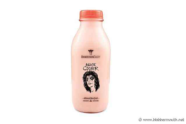 Official ALICE COOPER Chocolate Milk Coming This Fall