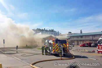 3 people dead in Prince George motel fire – Smithers Interior News - Smithers Interior News