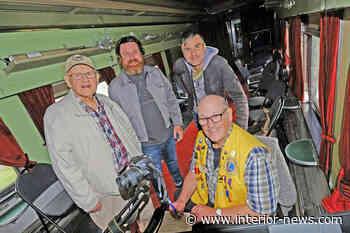 Smithers Community Radio buys Lions railcar – Smithers Interior News - Smithers Interior News