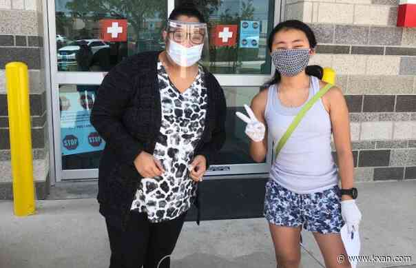 Texas group makes, donates face shields to schools, hospitals & nursing homes