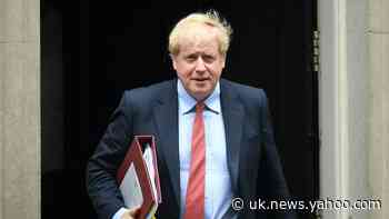 Boris Johnson hints face coverings could become mandatory in English shops