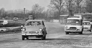 The time when the A14 only had one lane and was even more dangerous