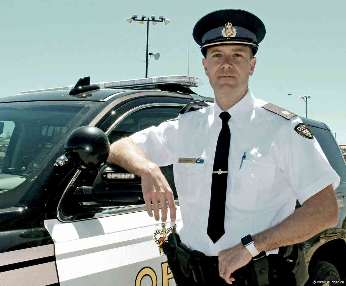 Nipissing West OPP looking forward to new detachment - The North Bay Nugget