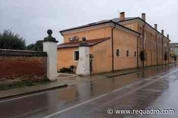 Palazzo storico con piscina e terreno all'asta a Zimella (VR) - Requadro