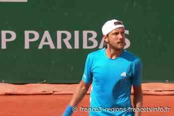 Coronavirus - Tennis : Lucas Pouille aide son club de Loon-Plage en prenant en charge les adhésions des jeunes - France 3 Régions