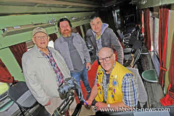 Radio station buys Lions railcar – Smithers Interior News - Smithers Interior News