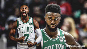 Celtics' Jaylen Brown's reason for deactivating social media account - ClutchPoints