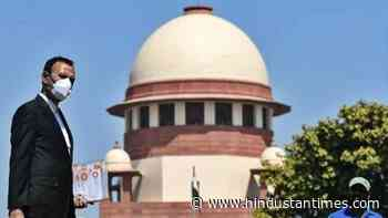 SC to consider social media bar as bail rule - Hindustan Times