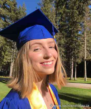 RVS Community Learning Centre Cochrane valedictorian grateful for support during COVID - Cochrane Today