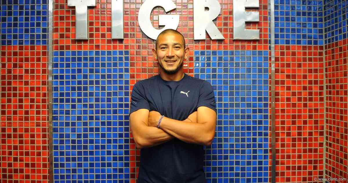 El Chino Luna seguiría en Tigre hasta diciembre y aún sueña con el récord - Clarín