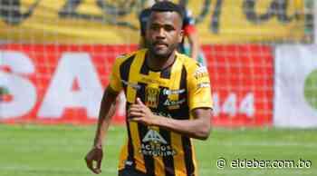 """Willie Barbosa: """"Me siento muy bien por estar en el Tigre, un equipo grande""""   EL DEBER - EL DEBER"""