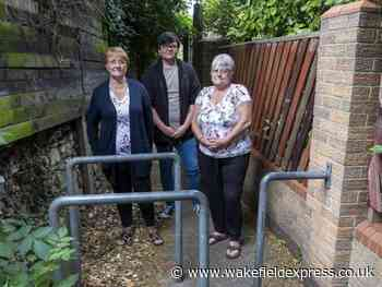 Residents launch campaign to keep 'lifeline' path - Wakefield Express