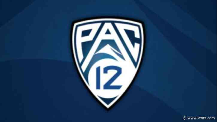 Pac-12 decides to schedule conference-only play for Fall 2020 sports; delaying athletic activities