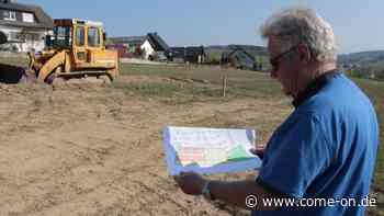 Auf dem Felde II in Neuenrade-Affeln: Nach den Sommerferien entsteht das erste Haus - come-on.de