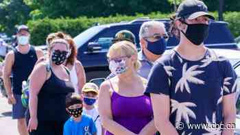 After surge in COVID-19 cases linked to house parties, Montérégie towns make masks mandatory