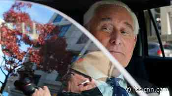 READ: White House announces Trump is granting clemency to Roger Stone