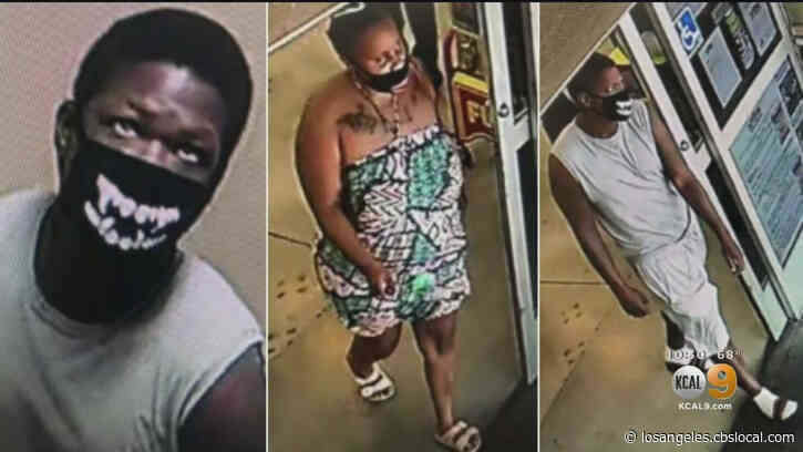 Authorities Identify 2 Suspects In Beating Of Elderly Man At Lancaster Grocery Store