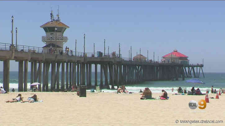 'The Beach Will Be Packed': 30K People Expected At OC Beaches This Weekend As Temperatures Soar