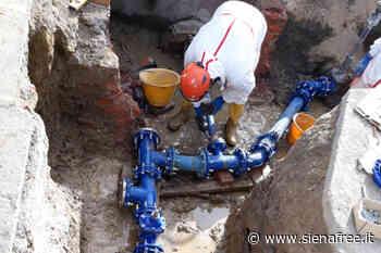 San Gimignano, chiusi interventi per la sostituzione di alcune condotte idriche - SienaFree.it